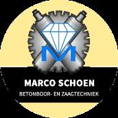 Marco Schoen Betonboor- en Zaagtechniek logo